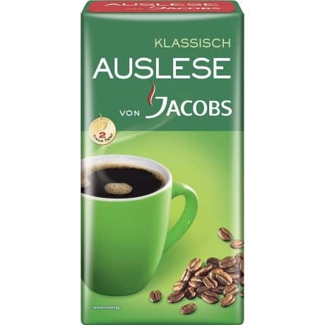 jacobs kaffee klassisch auslese 500 g viking deutschland. Black Bedroom Furniture Sets. Home Design Ideas