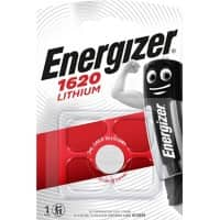 Energizer Knopfzelle CR1620 3 V Lithium