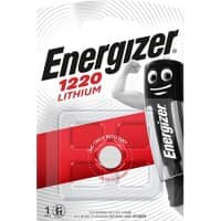 Energizer Knopfzelle CR1220 3 V Lithium