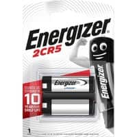 Energizer 2CR5 Batterien 2CR5 6V Lithium