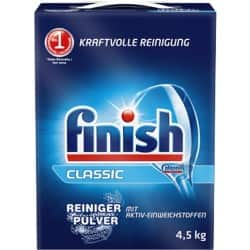 Finish Spülmaschinenpulver Classic Neutral 4.5 kg