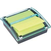 Post-it Super Sticky Z-Notes Haftnotizenspender mit Super Sticky Z-Notes 101 x 101 mm 90 Blatt