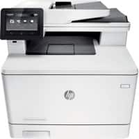 HP LaserJet Pro M477fdn Farb Laser All-in-One Drucker DIN A4