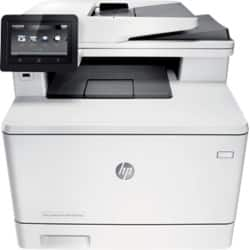 HP LaserJet Pro M477fdn Farb Laser All-in-One Drucker