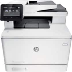 HP LaserJet Pro M477fdw Farb Laser All-in-One Drucker