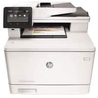 HP LaserJet Pro M477fnw Farb Laser All-in-One Drucker DIN A4