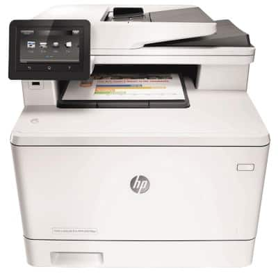 HP LaserJet Pro M477fnw Farb Laser All-in-One Drucker