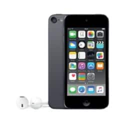 Apple iPod Touch 64 GB Grau