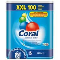 Coral Waschpulver Professional Optimal Color 6.25 kg