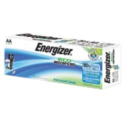 Energizer Batterien Eco Advanced AA 20 Stück