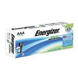 Energizer Batterien Eco Advanced AAA 20 Stück