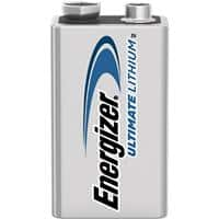 Energizer 9 V Batterien 6CR61 Ultimate Lithium