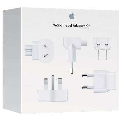 Apple World Travel Adapter-Kit MD837ZM/A