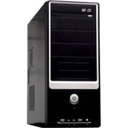 JOY-iT Desktop PC + 22 Zoll TFT Monitor Processor AMD A4-6300 Accelerated Dual CoreTurbo clock frequency 2x 3.7 GHz 1 TB
