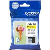 Brother LC3213Y Original Tintenpatrone Gelb