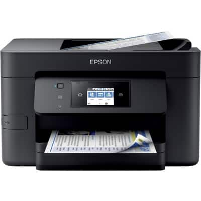 Epson WorkForce Pro WF-3720DWF Farb Tintenstrahl Multifunktionsdrucker