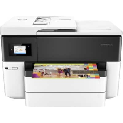 HP Officejet 7740 Farb Tintenstrahl Multifunktionsdrucker