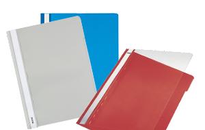 Büroartikel - Schnellhefter und Organisationsmappen