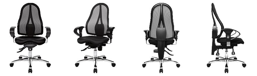 TopStar Ergonomischer Stuhl Sitness 15