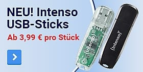 NEU! Intenso USB-Sticks