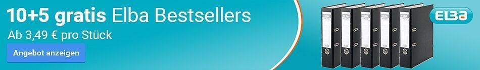 Elba Bestsellers - 10+5 gratis