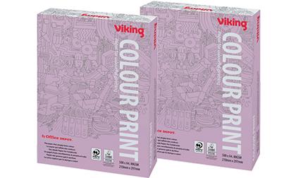 Externe Kommunikation - Viking Colour Print
