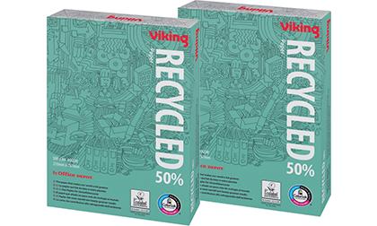 Ökologische Aspekte - Viking Recycled